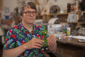 Pete Fowler - Artist & Toy Maker