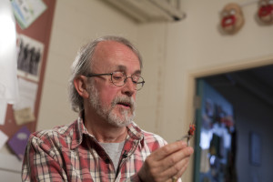 Peter Lord - Co Founder of Aardman Animation