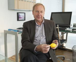 Professor Stuart Bartholomew - Deputy Vice Chancellor of AUB