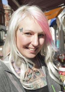 Beki Blade – Tattoo Artist and Boscombe resident