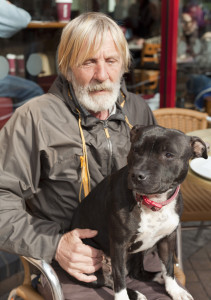 Simon and Roxy, Boscombe Residents