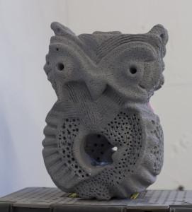 Work from the sculptor Mark Cummins