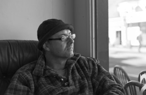 Paul Hawkins – Local Poet and musician, and founder of Untold Stories of Boscombe