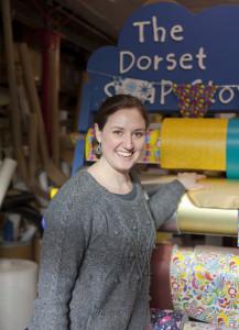 Vanessa from Dorset Scrapstore